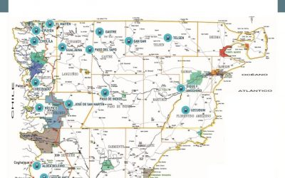 Mas de 20 localidades de Chubut en alerta ante el corte de  agua y energía