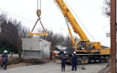 Dos nuevas estaciones transformadoras