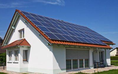 Quedó habilitado el primer usuario que inyectará a la red de la Coop16, la energía auto generada por paneles solares.